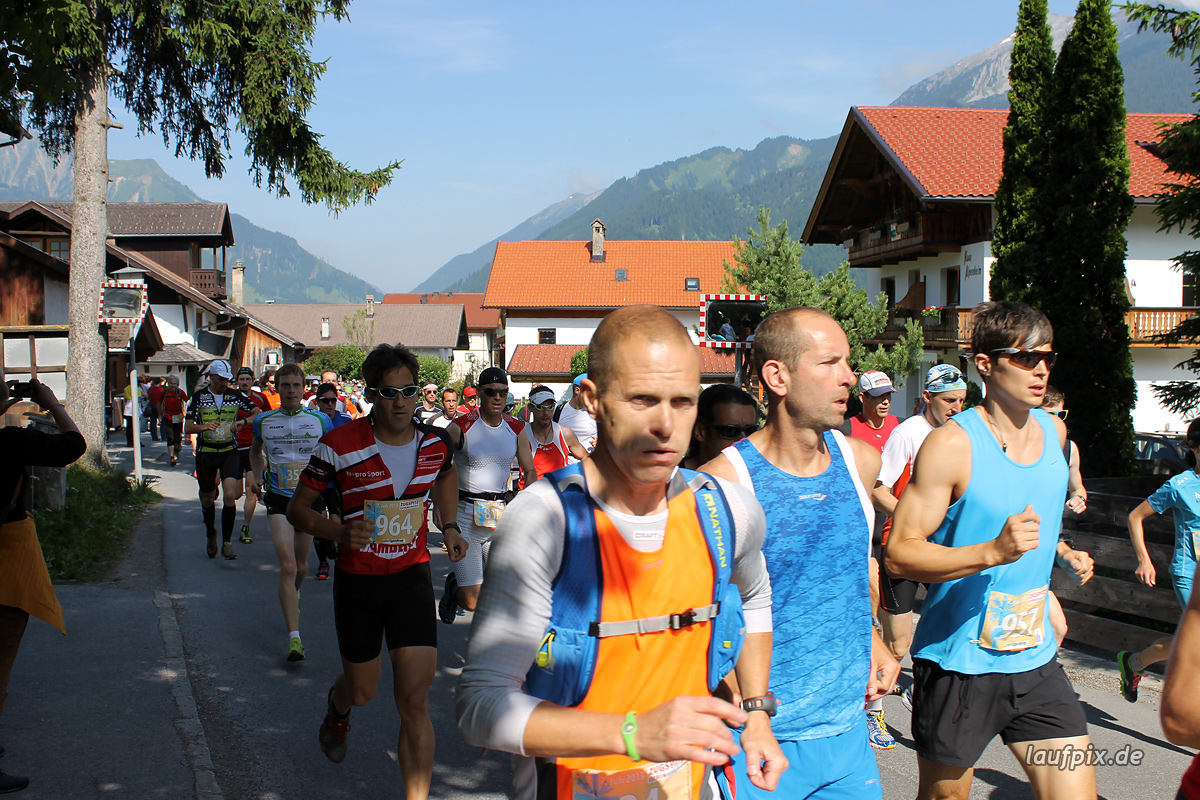 Zugspitzlauf - Start 2013 - 60