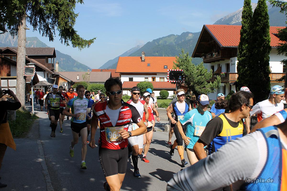 Zugspitzlauf - Start 2013 - 61