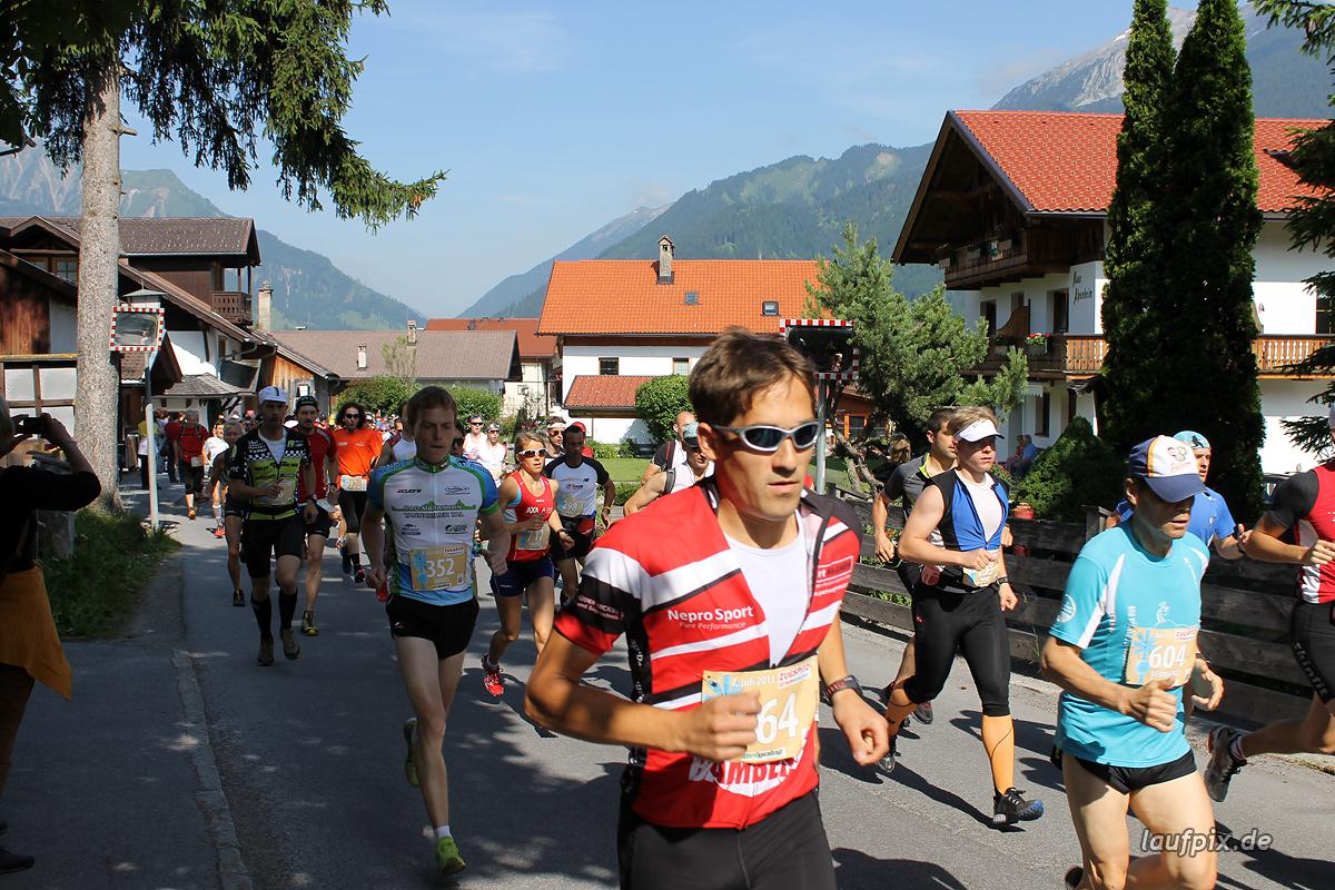 Zugspitzlauf - Start 2013 - 62