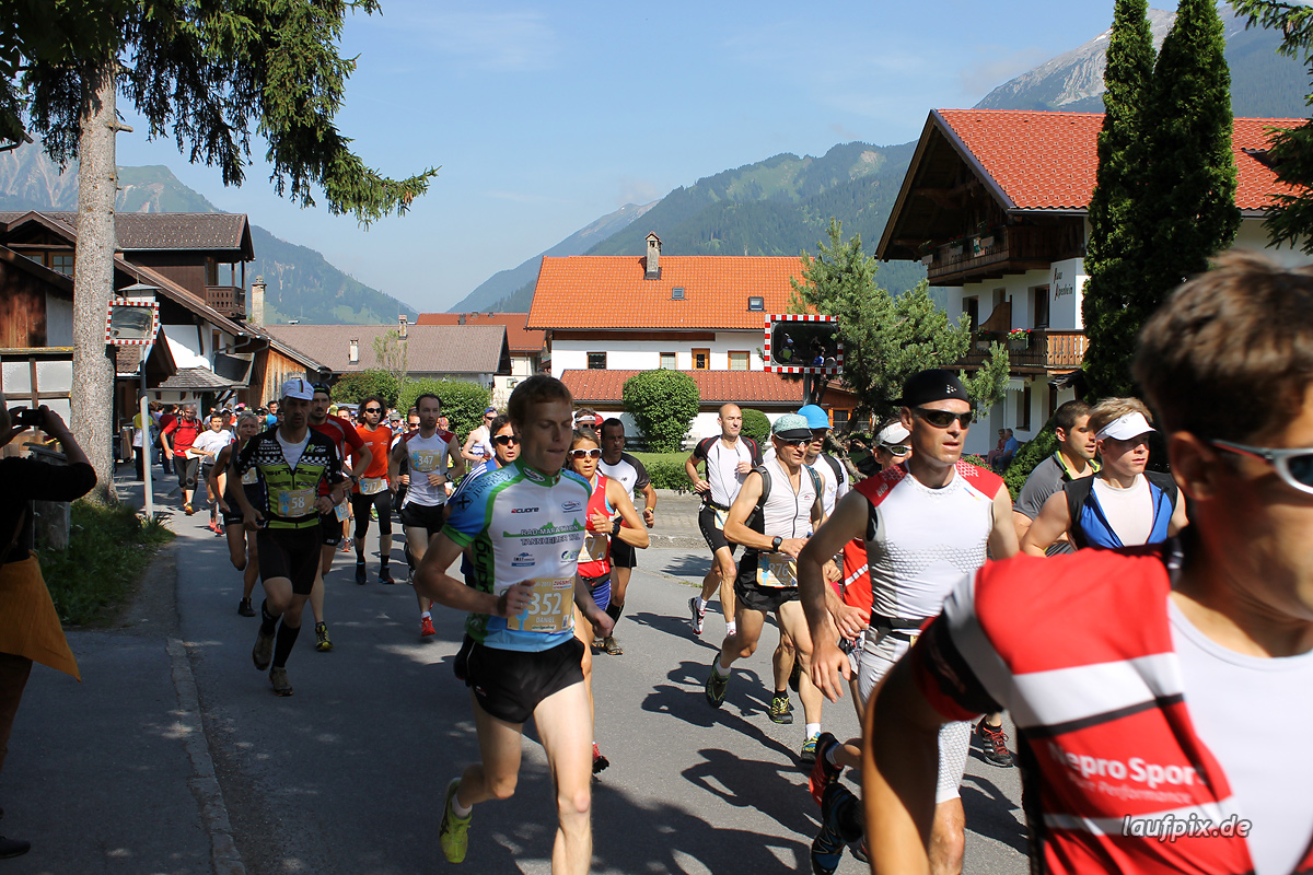 Zugspitzlauf - Start 2013 - 63