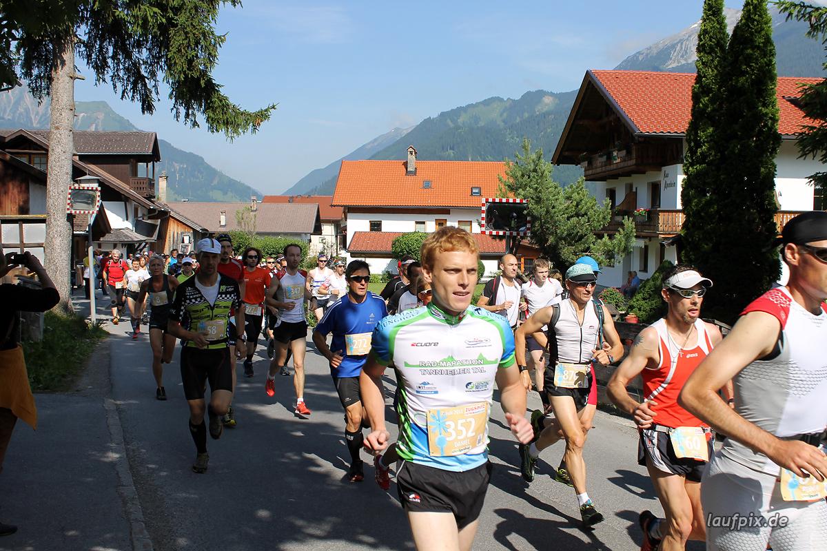 Zugspitzlauf - Start 2013 - 64