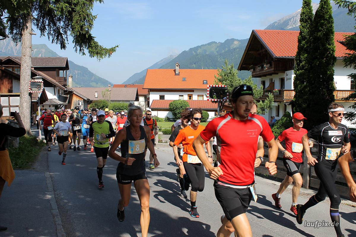 Zugspitzlauf - Start 2013 - 69