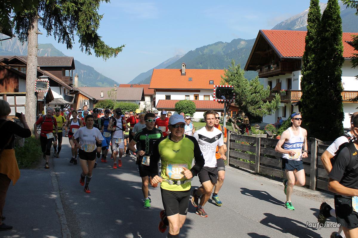 Zugspitzlauf - Start 2013 - 73