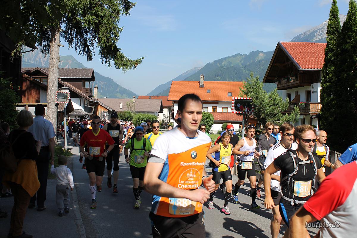 Zugspitzlauf - Start 2013 - 106