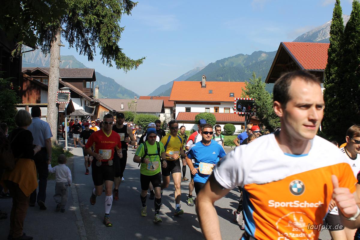 Zugspitzlauf - Start 2013 - 107