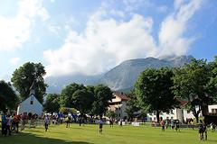 Zugspitzlauf - Start 2013 - 4