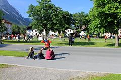 Zugspitzlauf - Start 2013 - 6