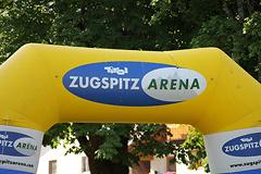 Zugspitzlauf - Start 2013 - 11