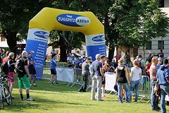 Zugspitzlauf - Start 2013 - 13