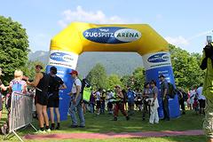 Zugspitzlauf - Start 2013 - 18