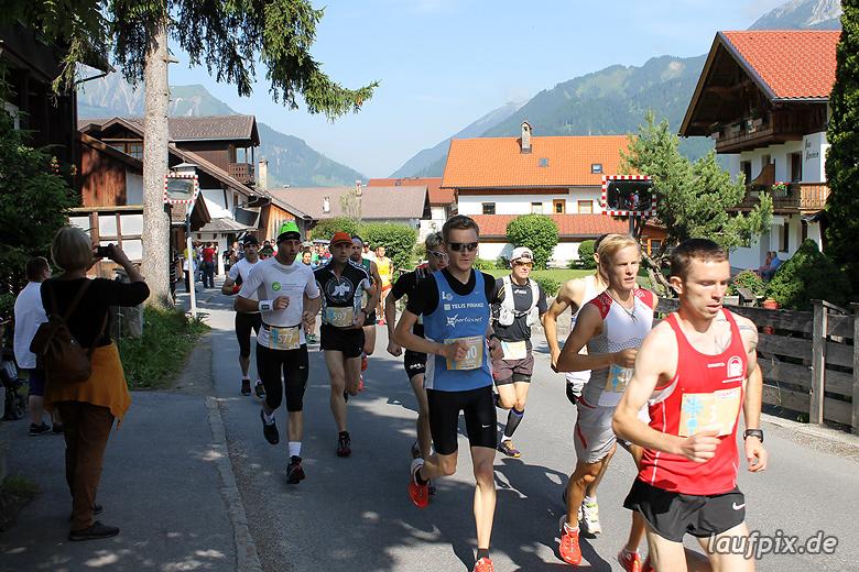 Zugspitzlauf - Start 2013 - 32