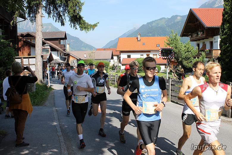 Zugspitzlauf - Start 2013 - 33