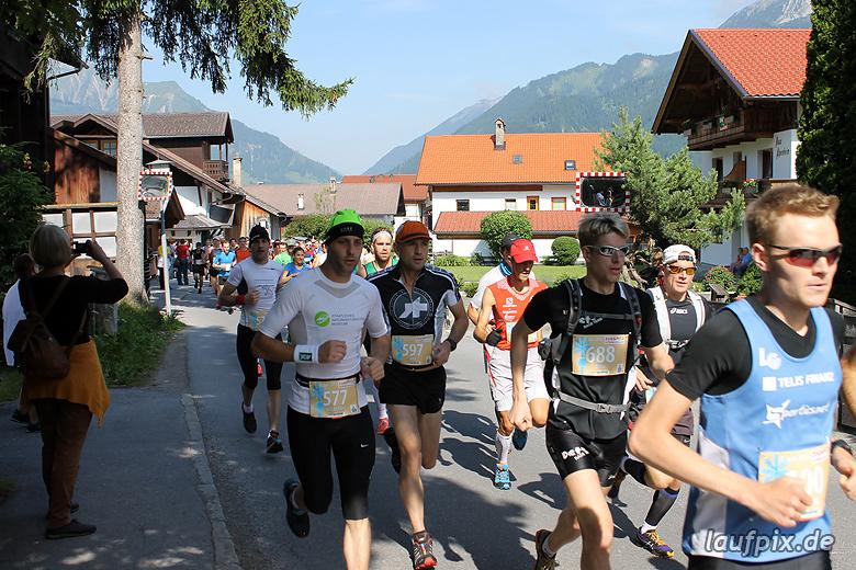 Zugspitzlauf - Start 2013 - 34