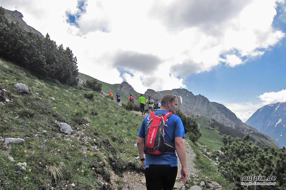 Zugspitzlauf - Strecke 2013 - 23