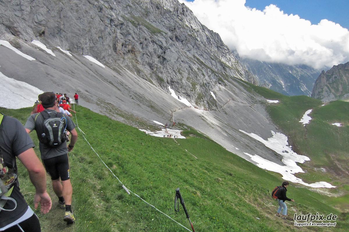 Zugspitzlauf - Strecke 2013 - 29