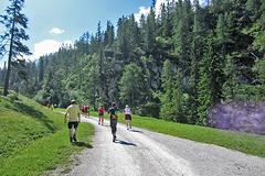 Zugspitzlauf - Strecke 2013 - 1