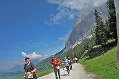 Zugspitzlauf - Strecke 2013 - 2