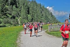 Zugspitzlauf - Strecke 2013 - 6