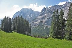 Zugspitzlauf - Strecke 2013 - 7