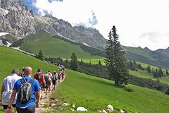 Zugspitzlauf - Strecke 2013 - 10