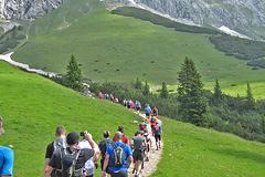 Zugspitzlauf - Strecke 2013 - 11