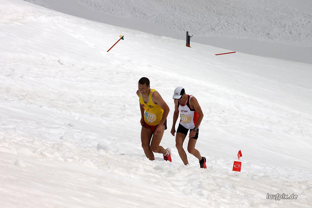 Zugspitzlauf - Ziel 2013 - 17