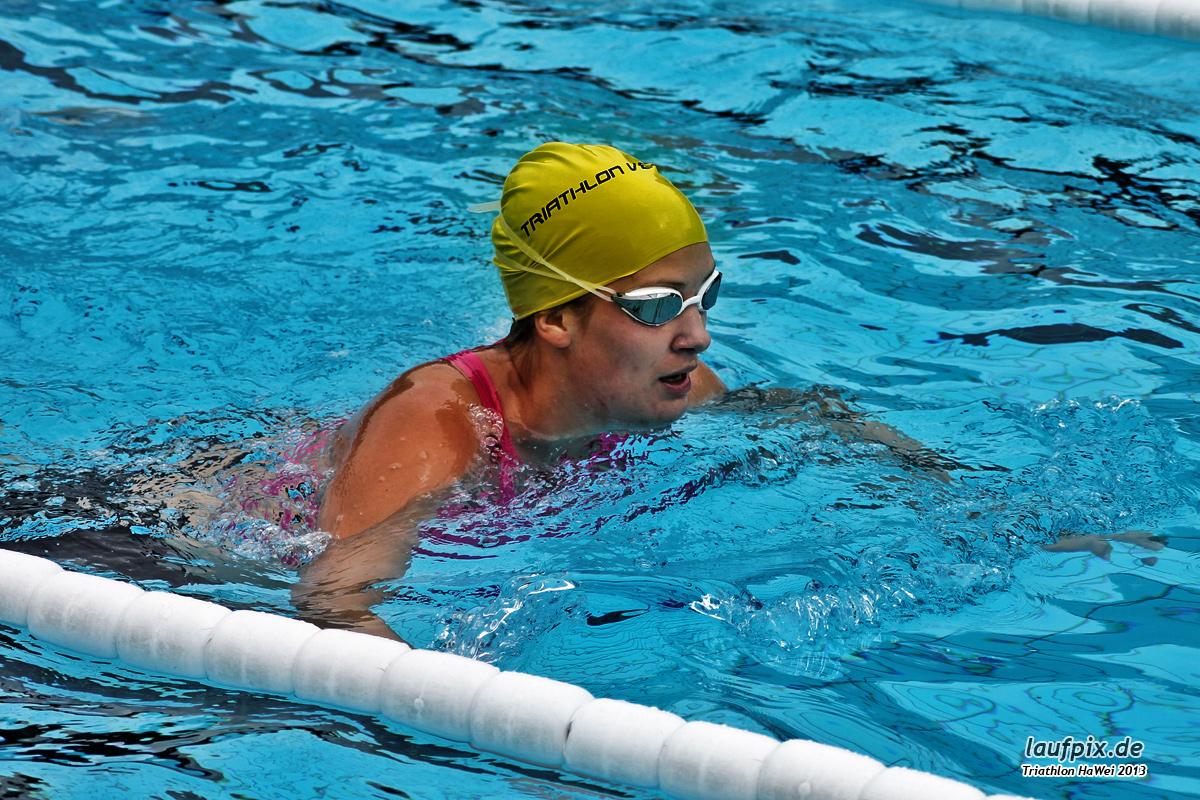 Triathlon HaWei - Harth Weiberg 2013 - 2