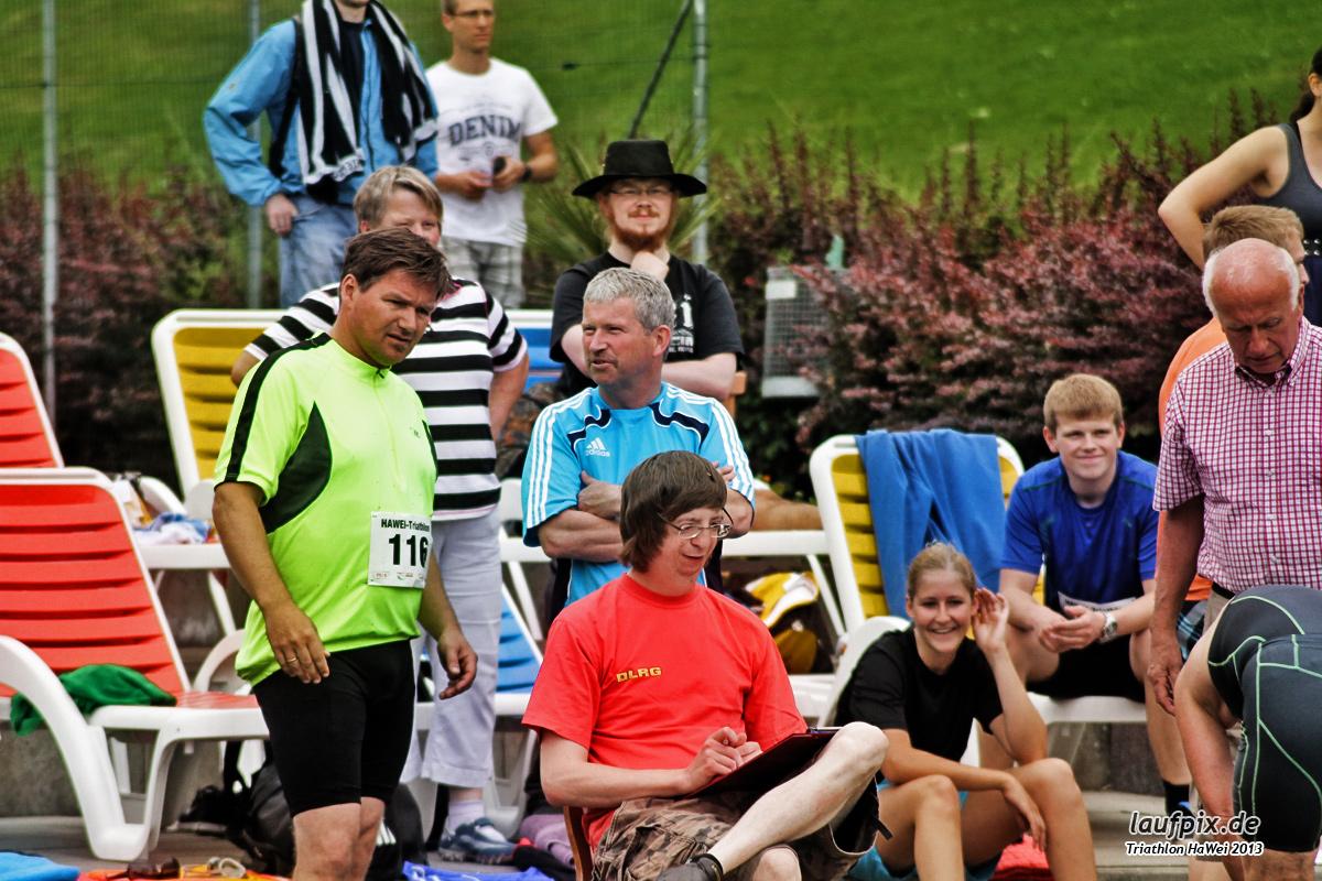 Triathlon HaWei - Harth Weiberg 2013 Foto (12)