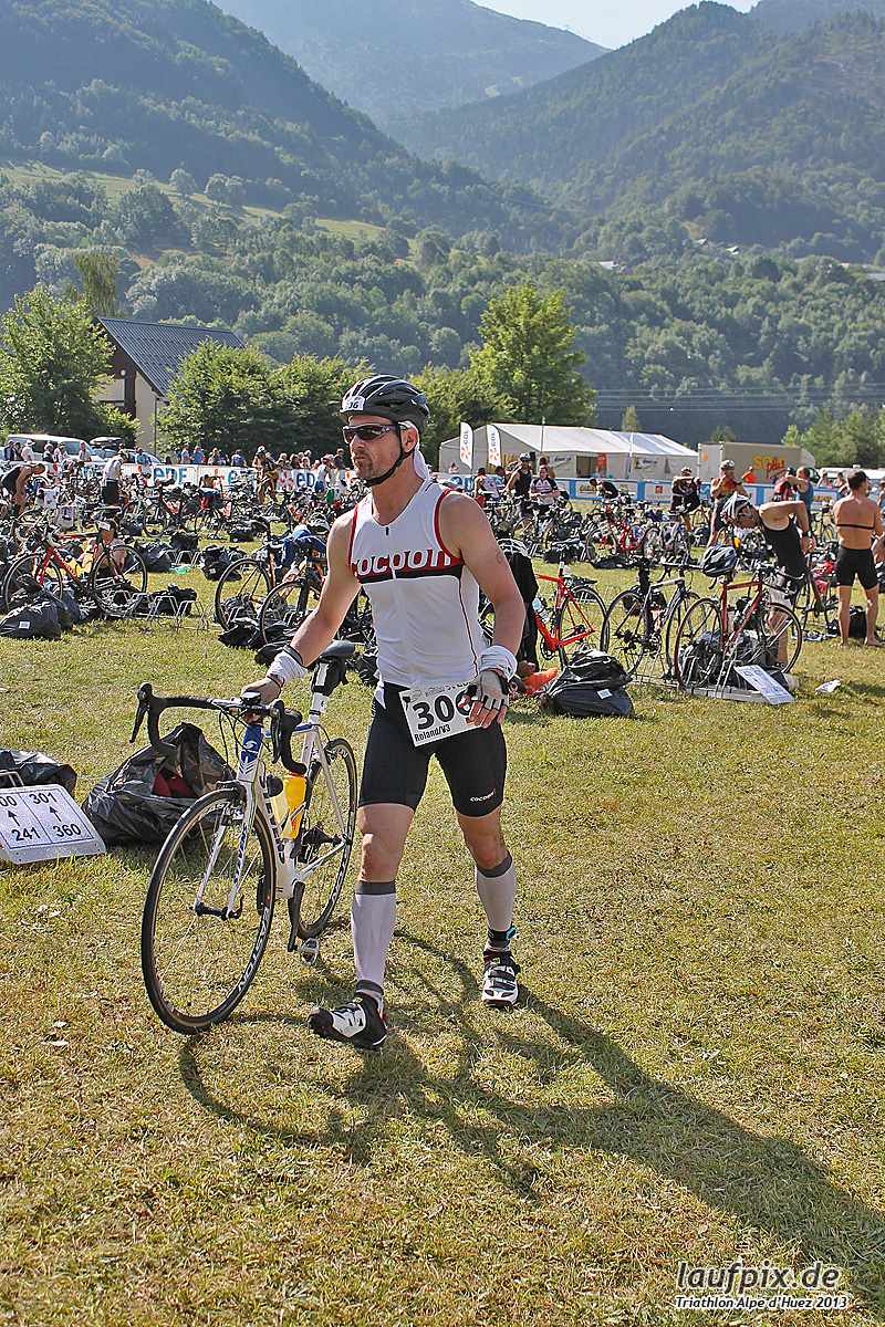 Triathlon Alpe d'Huez - Bike 2013 - 4