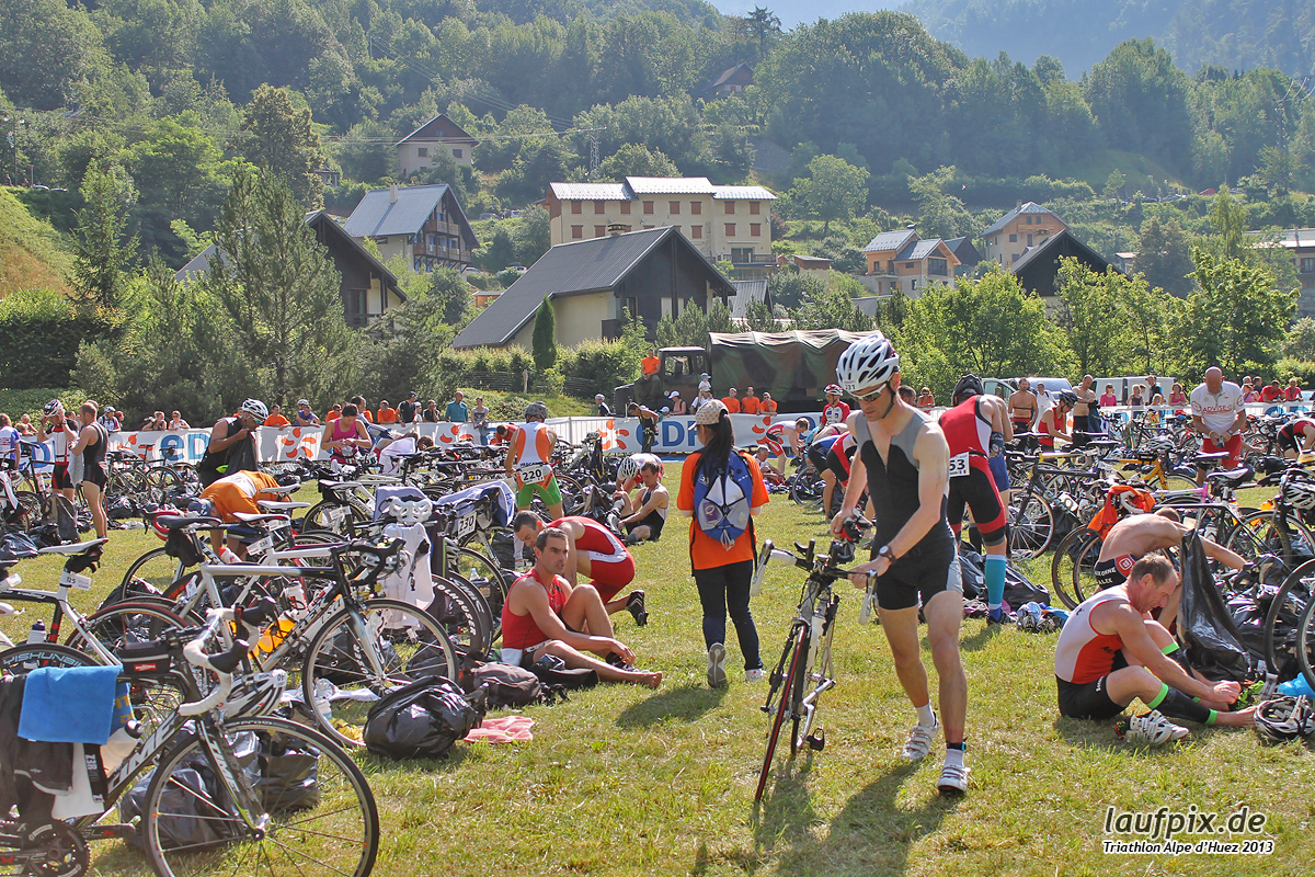 Triathlon Alpe d'Huez - Bike 2013 - 6