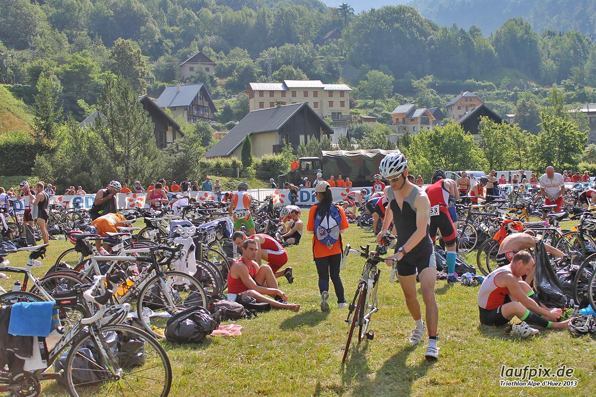 Triathlon Alpe d'Huez - Bike 2013 - 6