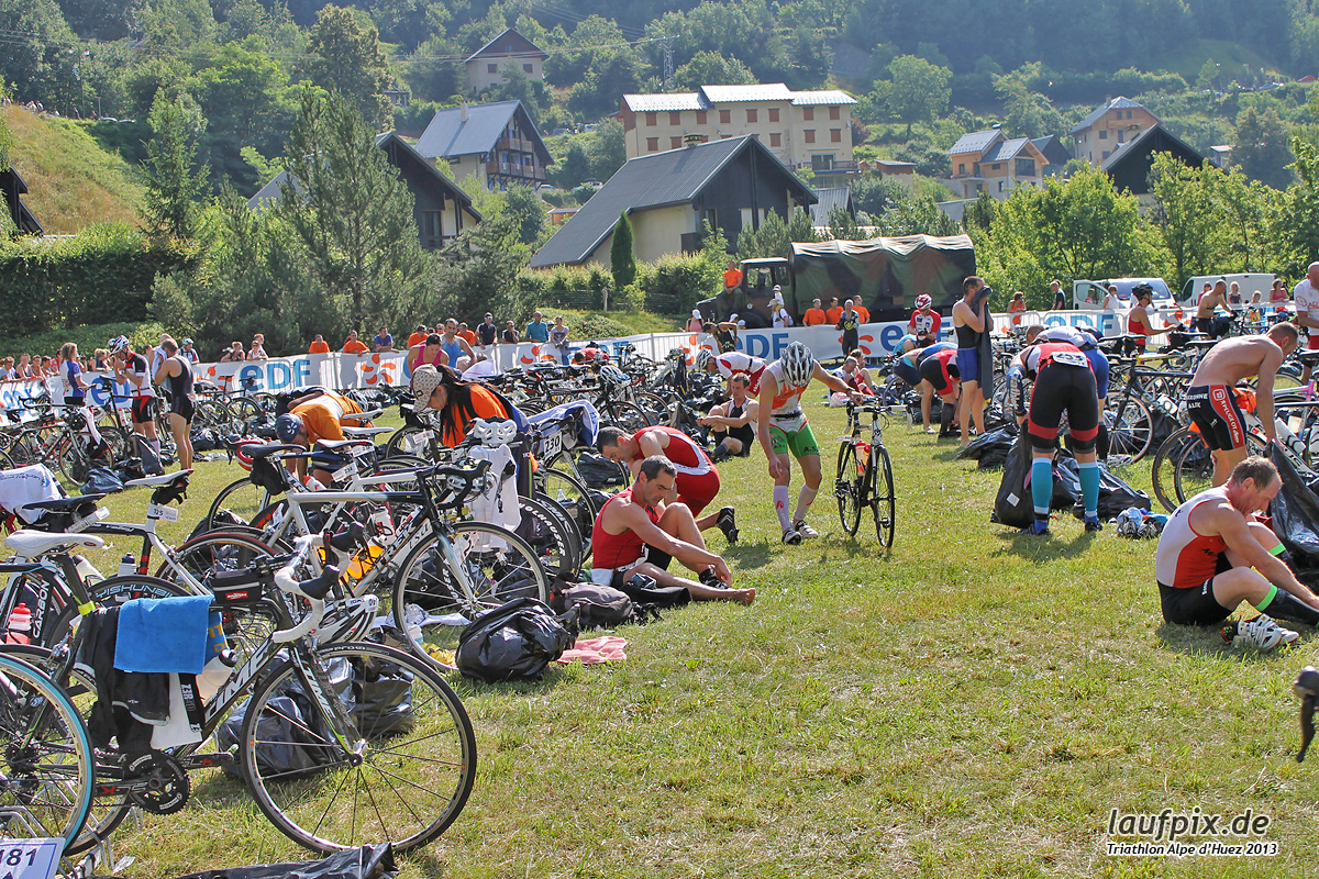 Triathlon Alpe d'Huez - Bike 2013 - 8