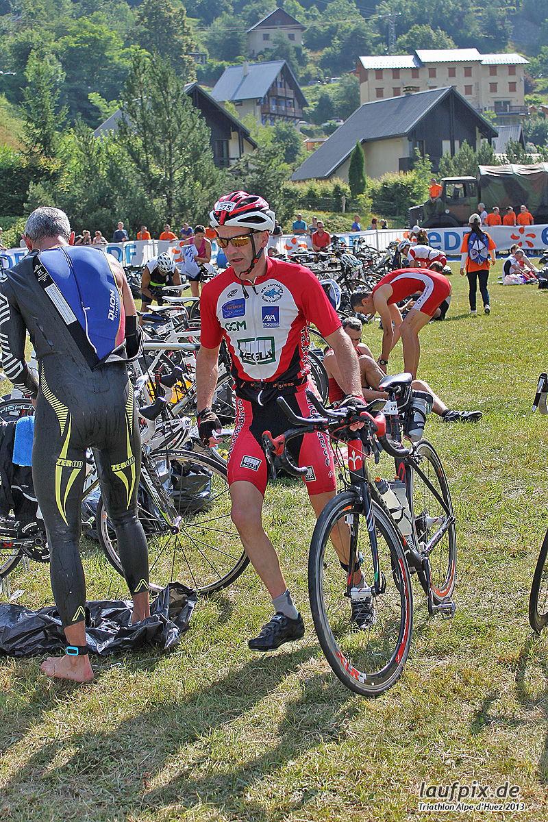 Triathlon Alpe d'Huez - Bike 2013 - 12