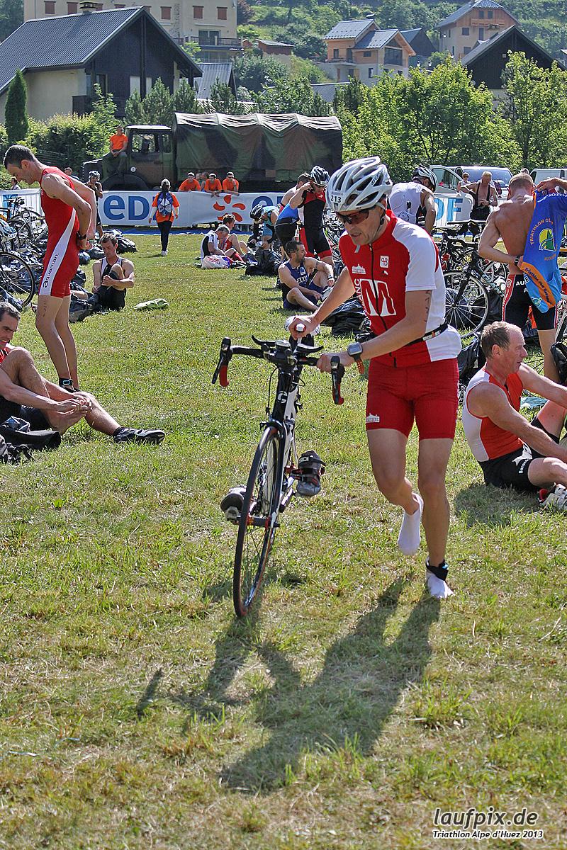 Triathlon Alpe d'Huez - Bike 2013 - 14