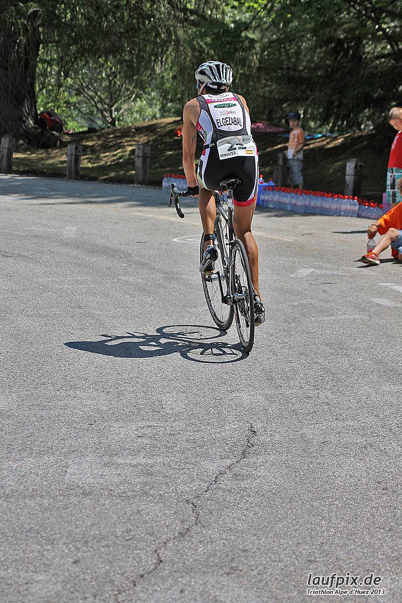 Triathlon Alpe d'Huez - Bike 2013 - 40