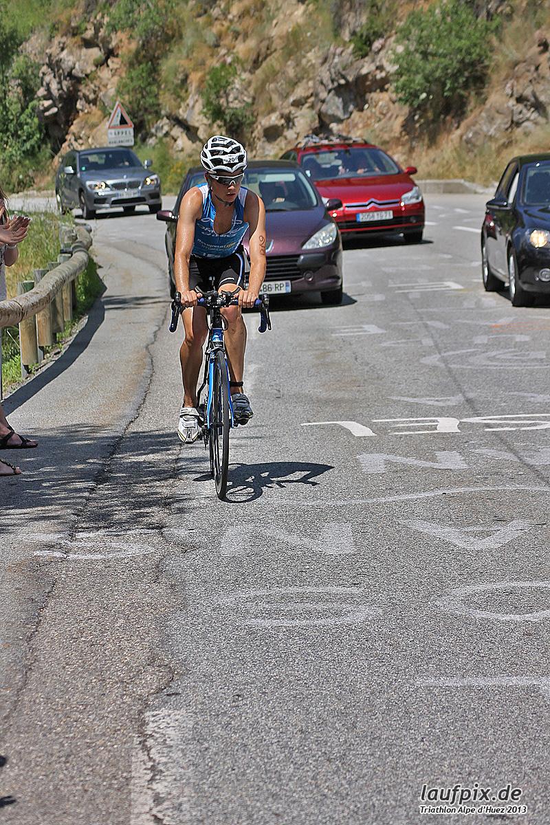 Triathlon Alpe d'Huez - Bike 2013 - 42