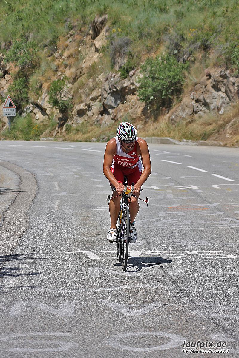Triathlon Alpe d'Huez - Bike 2013 - 44