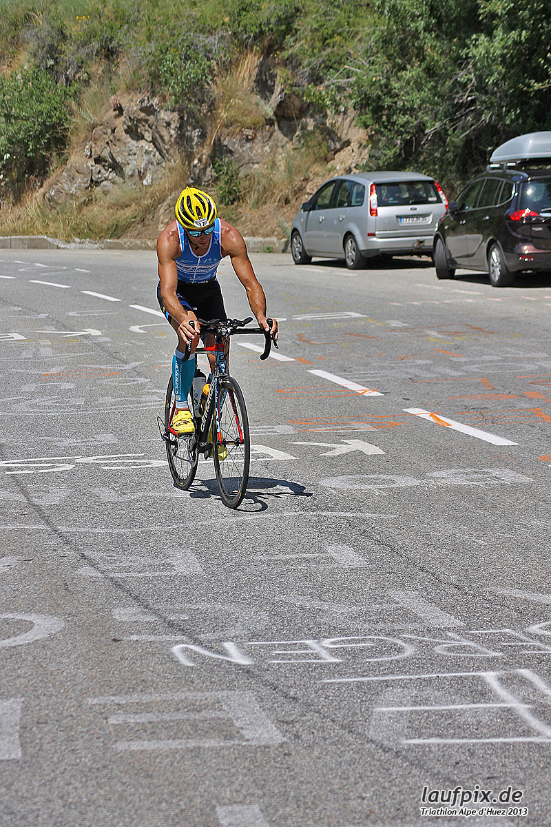 Triathlon Alpe d'Huez - Bike 2013 - 48