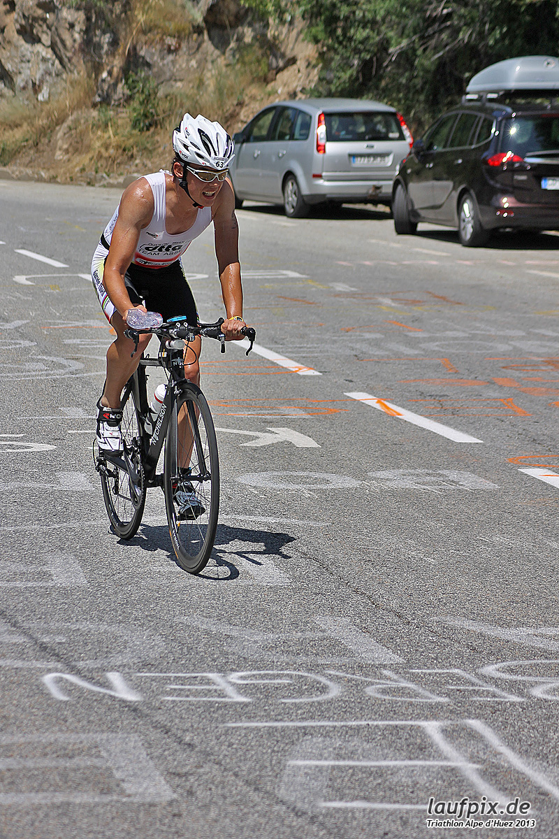 Triathlon Alpe d'Huez - Bike 2013 - 53