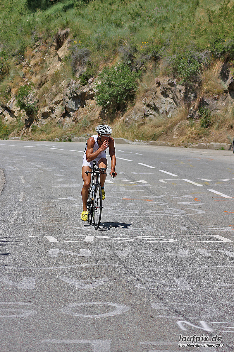 Triathlon Alpe d'Huez - Bike 2013 - 57