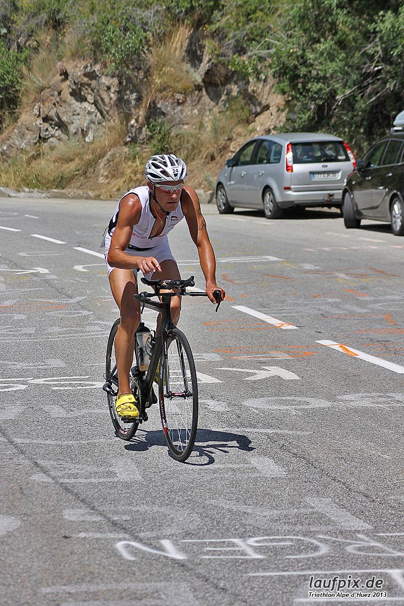 Triathlon Alpe d'Huez - Bike 2013 - 58