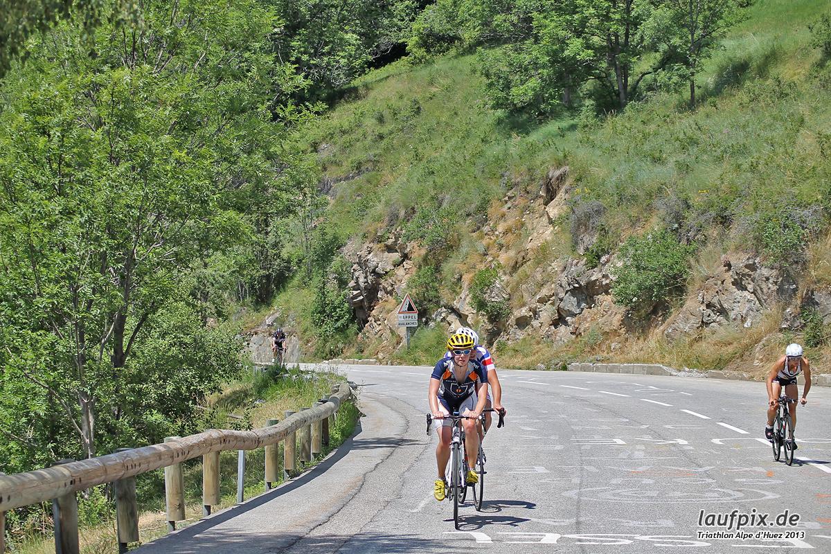 Triathlon Alpe d'Huez - Bike 2013 - 127