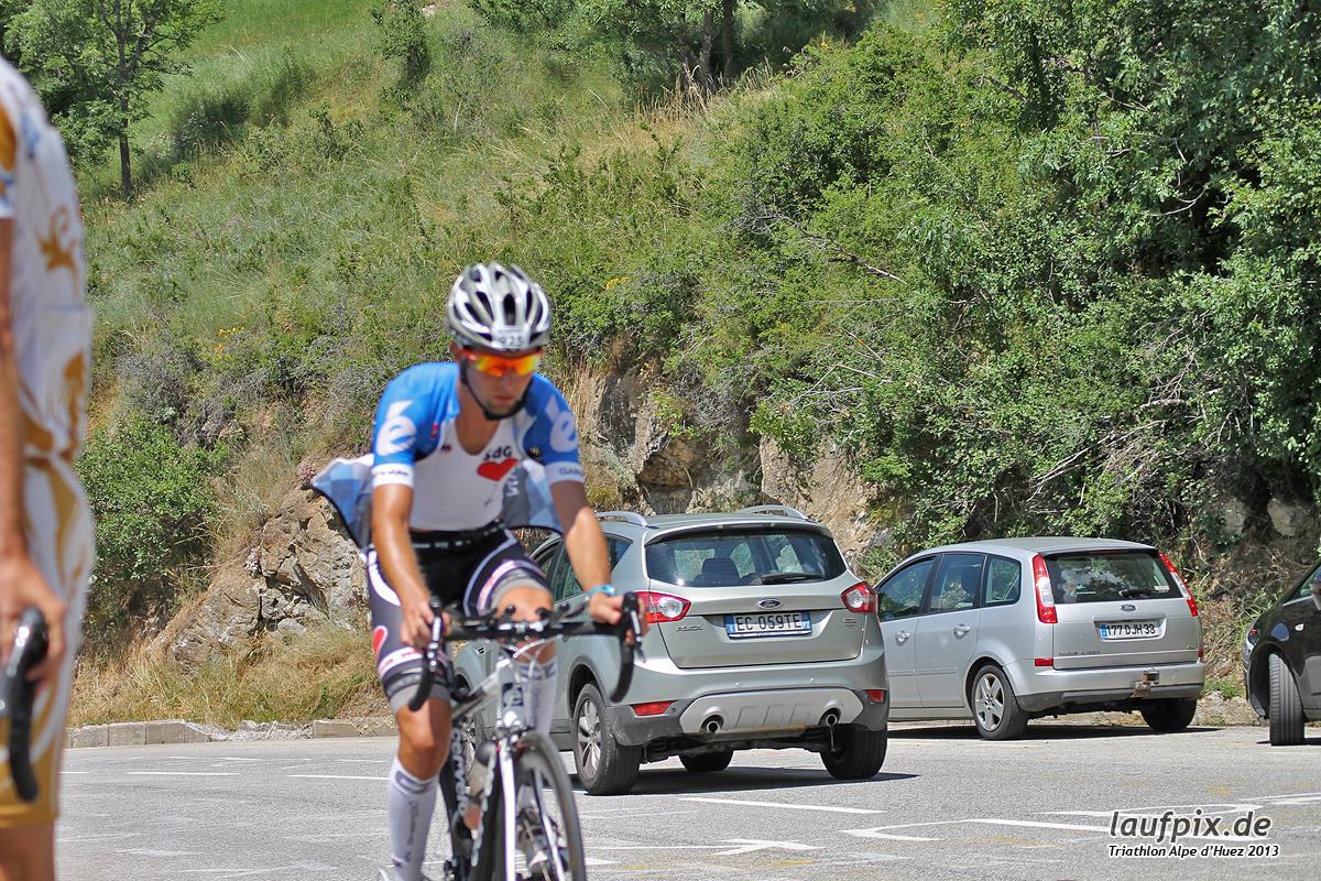 Triathlon Alpe d'Huez - Bike 2013 - 165