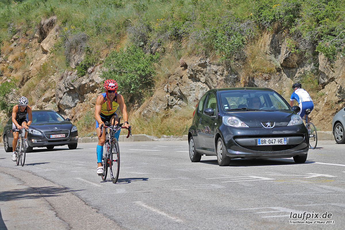 Triathlon Alpe d'Huez - Bike 2013 - 166