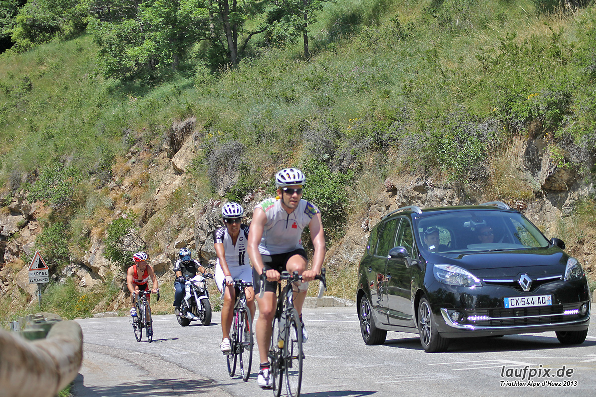 Triathlon Alpe d'Huez - Bike 2013 - 169