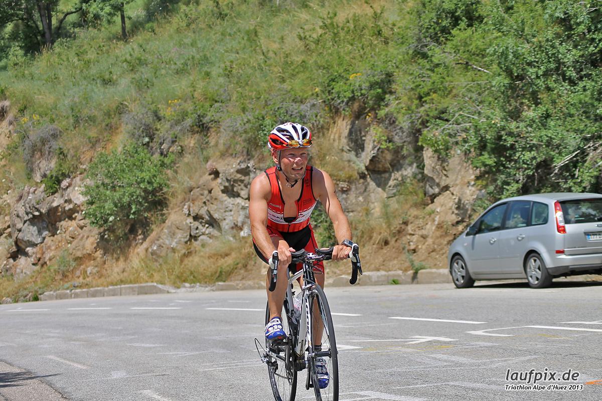 Triathlon Alpe d'Huez - Bike 2013 Foto (171)