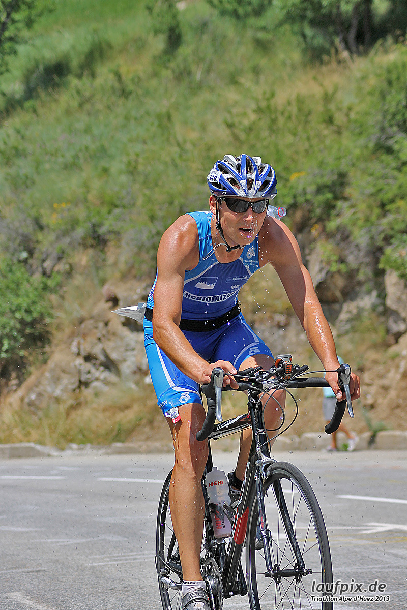 Triathlon Alpe d'Huez - Bike 2013 - 173
