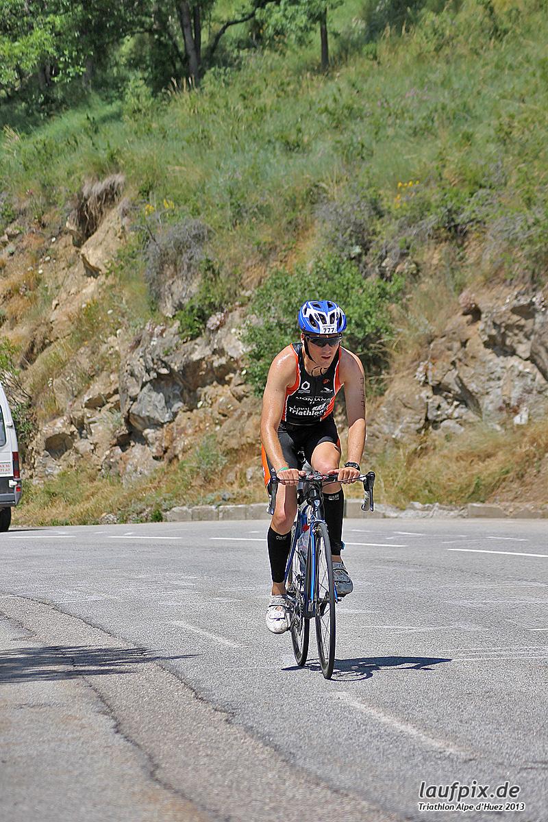 Triathlon Alpe d'Huez - Bike 2013 - 174