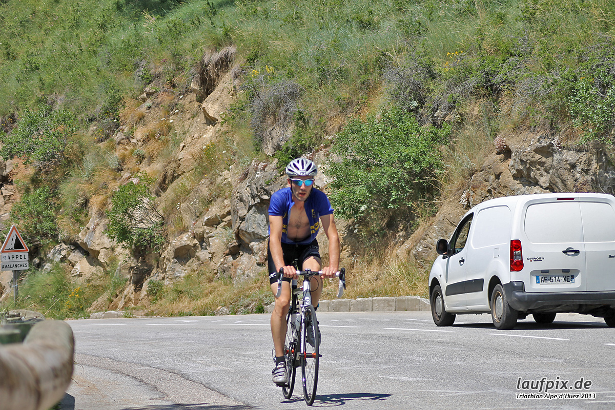 Triathlon Alpe d'Huez - Bike 2013 - 176