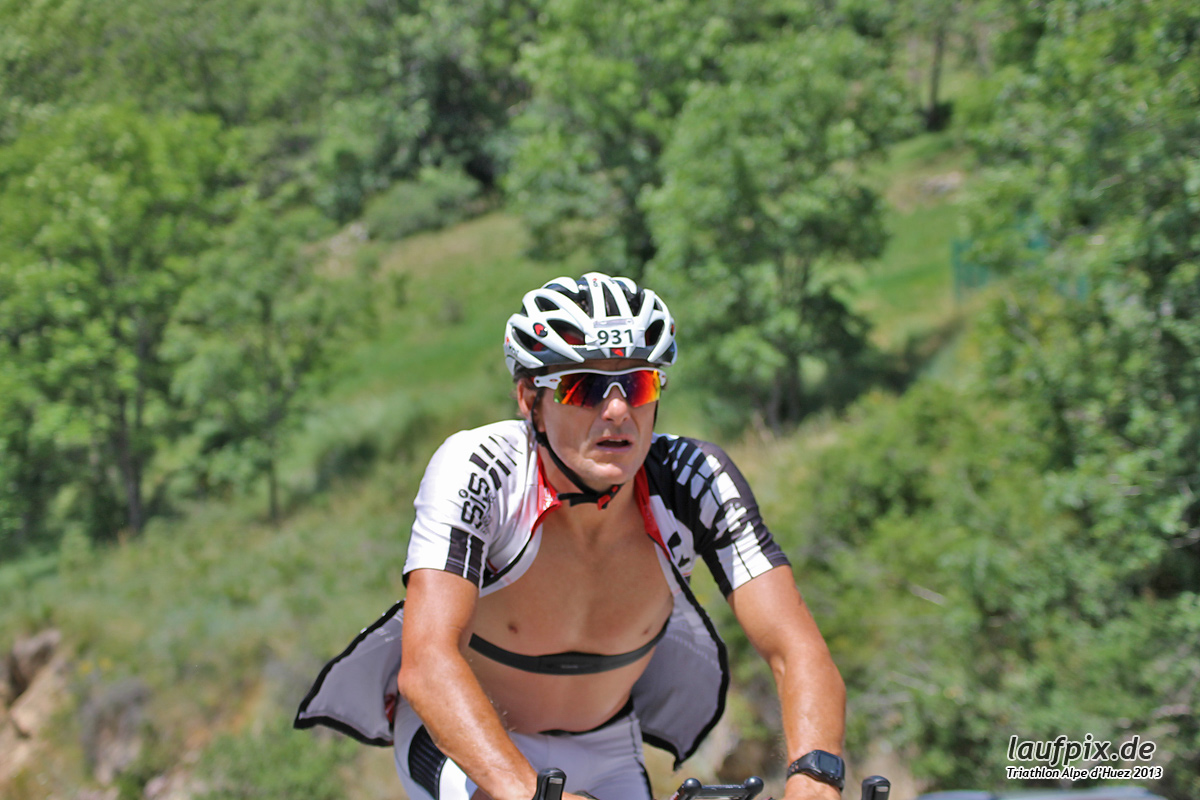 Triathlon Alpe d'Huez - Bike 2013 - 183